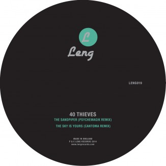 40 Thieves - the remixes